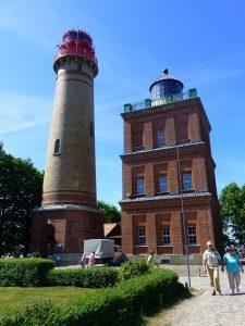 Der Leuchtturm von Arkona - copyright: PH